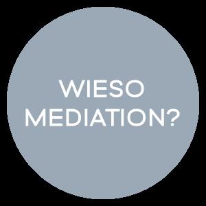 Wieso Mediation?