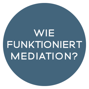 Wie funktioniert Mediation?