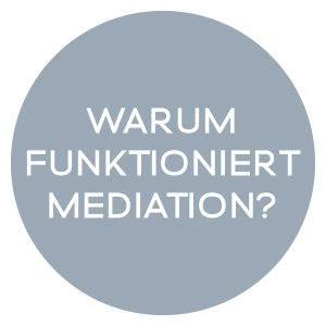 Warum funktioniert Mediation?