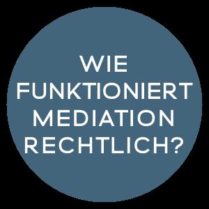 Wie funktioniert Mediation rechtlich?